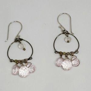 Pink Dream Earrings